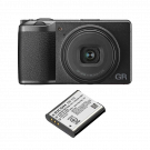 RICOH GR III + Battery