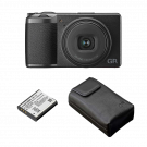RICOH GR III + BATTERY + SOFT CASE GC-10
