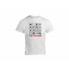 I am PENTAXIAN T-shirt White