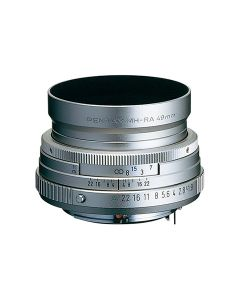 smc FA 43 mm / 1,9 Limited Silver