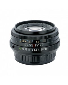 smc FA 43 mm F1.9 Limited Black