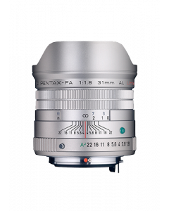 smc FA 31mm F1.8 AL Limited Silver Refurbished