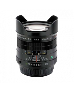 smc FA 31mm F1.8 AL Limited Black