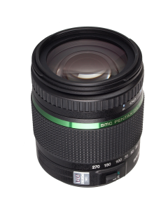 smc DA18-270 mm F3.5~6.3 SDM