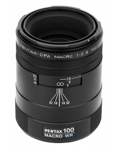 D-FA 100mm F2.8 Macro WR Refurbished