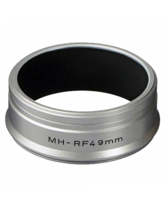 MH-RF 49mm Silver Lens Hood for HD DA 70mm F2.4