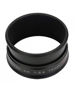 MH-RF 49mm Black Lens Hood for HD DA 70mm F2.4