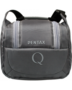 Grey SLR bag for PENTAX Q