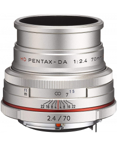 HD PENTAX-DA 21mm F3.2 AL Limited Silver