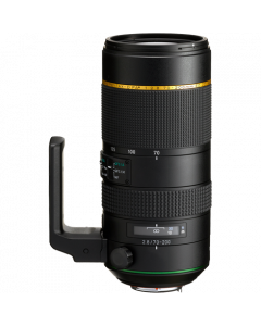 HD PENTAX-D FA* 70-200mm F2.8ED DC AW Black