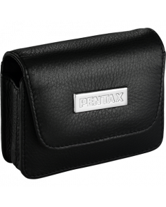 Black leather case LC-A1
