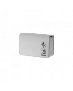 White microfabric case