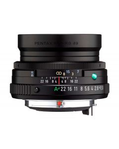 HD PENTAX-FA 43mmF1.9 Limited (Black)