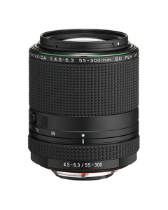 HD DA 55-300 mm F4.5-6.3 ED PLM WR RE