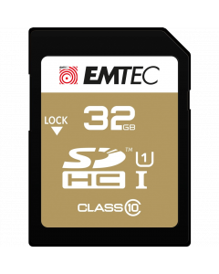 32GB SD HC Memory Card Refurbished