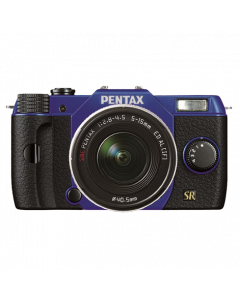 Q7 blue/black + zoom 5-15mm
