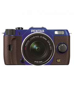Q7 blue/brown + zoom 5-15mm