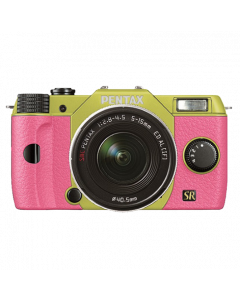 Q7 lime/pink + zoom 5-15mm