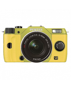 Q7 lime/yellow + zoom 5-15mm