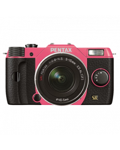 Q7 pink/black + zoom 5-15mm