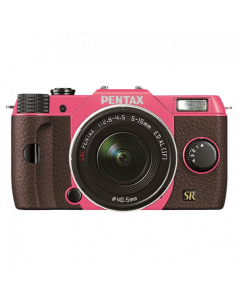 Q7 pink/brown + zoom 5-15mm