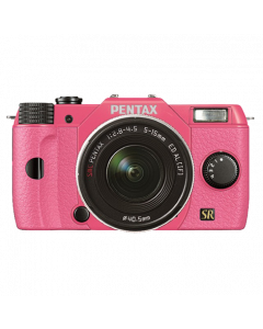 Q7 pink/pink + zoom 5-15mm