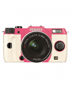 Q7 pink/white + zoom 5-15mm