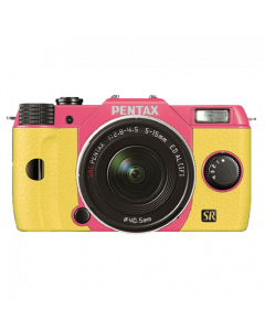 Q7 pink/yellow + zoom 5-15mm